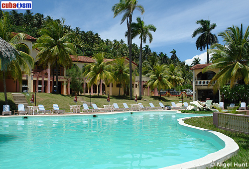 Hotel Porto Santo Swiming Pool
